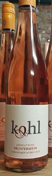 Herxheimer Spätburgunder Rosé feinherb